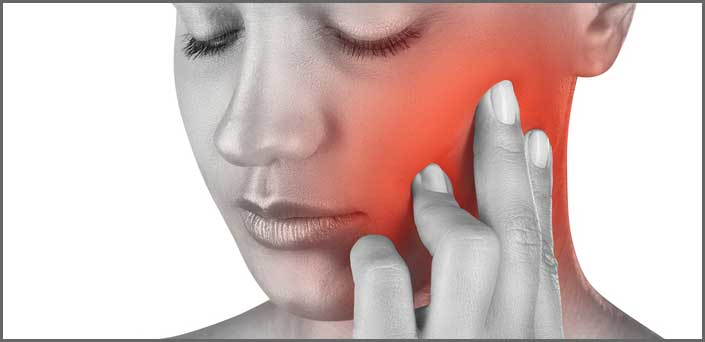 painful toothache